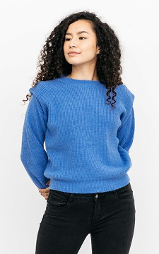 Sweater Marel - Sweater with balloon sleeves