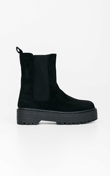 Boot Vajen - Boots with elasticated sides