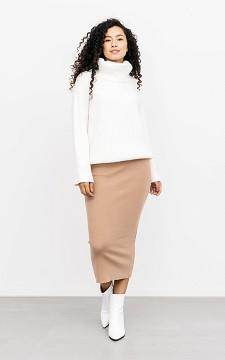 Skirt Alina - Long skirt with an elasticated waist