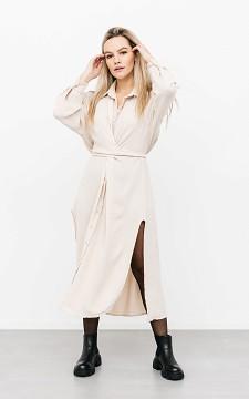 Jurk Masha - Maxi jurk met strikdetail