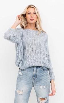Sweater Elske - Knitted sweater
