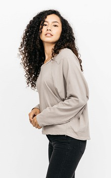 Top Ilse - Top with loose-fitting sleeves
