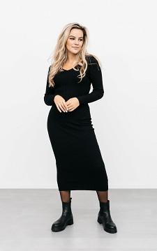 Jurk Tosca - Maxi jurk met v-hals