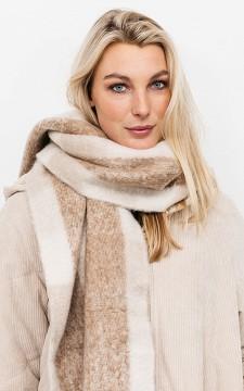 Schal Laura - Schal mit Fransen