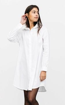 Blouse Kirsten - Lange blouse met knoopjes