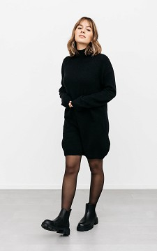 Trui Djess - Lange trui met turtleneck