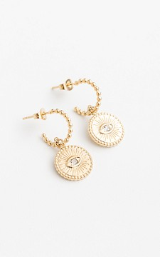 Earrings Lynn - Stainless steel earrings