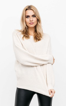 Pullover Lina - Kuscheliger Strickpullover