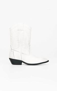 Stiefelette Ellis - Coole Cowboystiefel aus echtem Leder