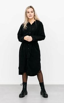 Kleid Cilo - Cord-Kleid mit Gürtel