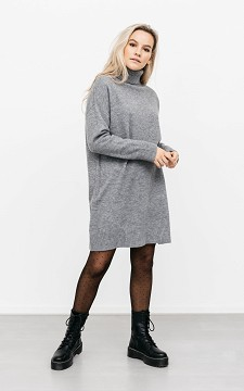 Kleid Aniek - Oversized Rollkragenkleid