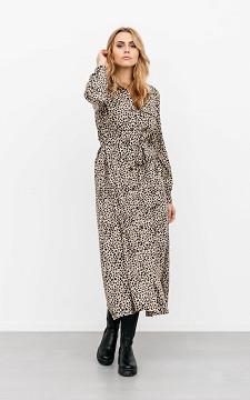 Jurk Alysha - Maxi jurk met knoopjes