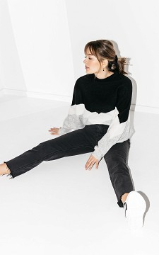 Jeans Lieneke - High waist mom jeans