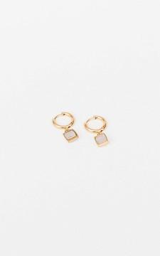 Earrings Jenna - Stainless steel earrings