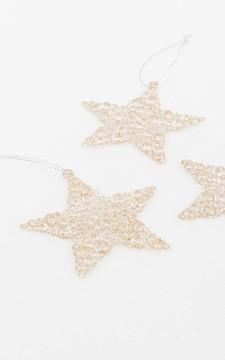 Christmas Decoration Set Star - Set of 3 stars