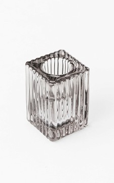 Dinner Candle Holder Chloe - Square tea-light holder