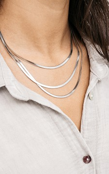 Necklace Olivia - Stainless steel necklace