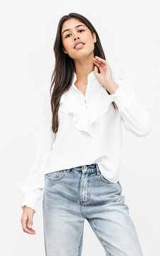 Top Olivia - Top with buttons down the front