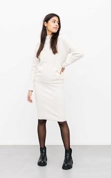Set Romy - Turtleneck top and skirt set