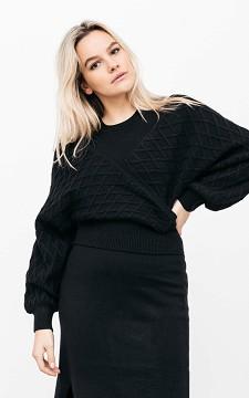 Set Leonie - Dress and sweater set
