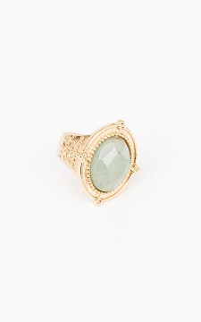 Ring Fiona - Coloured stone ring
