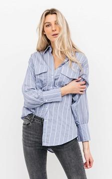Blouse Maurien - Gestreepte blouse