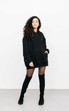 Pullover Lucy - Oversized langer Hoodie