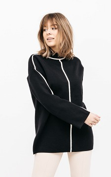 Sweater Kirsten - Turtleneck sweater