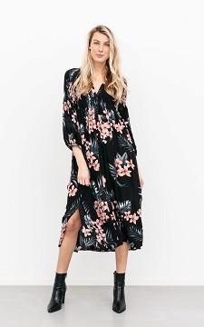 Dress Sander - Patterned dress