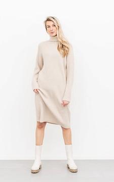 Kleid Negin - Comfy Kleid mit Rollkragen