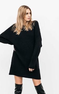 Dress Jannie - Dress with a low-cut back