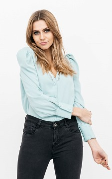 Blouse Noella - Blouse with buttons