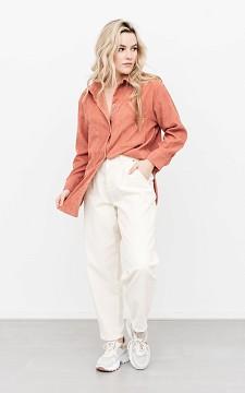 Trousers Mayori - Mid-waist trousers