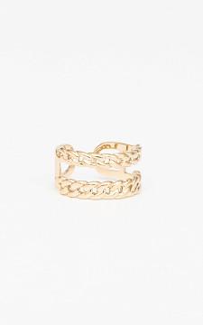 Ring Heleen - Verstellbarer Ring aus Edelstahl