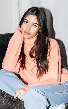 Pullover Chiara - Hübscher Rollkragenpullover