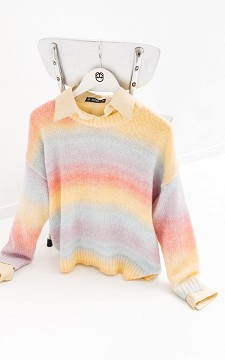 Sweater Kaye - Multi-coloured sweater