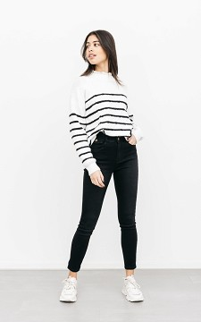 Jeans Marlon - Skinny Jeans mit High Waist