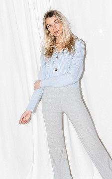 Trousers Arinda - Loose fitting, super-soft trousers