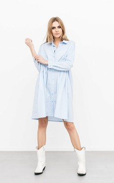 Dress Madeleine - Dress with ruffles