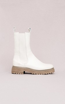 Boots Sanne - Hohe  Chelsea Boots