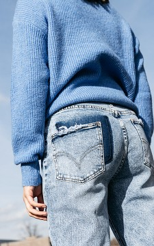 Jeans Nikita - High waist mom jeans