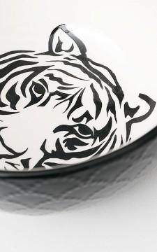 Schaaltje Tiger - Schaaltje met een tijger hoofd
