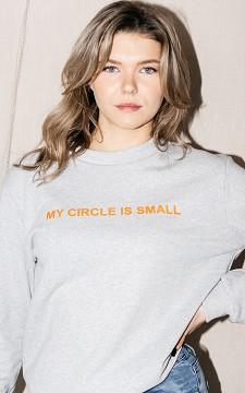 Sweater Circle - Long sleeve sweater