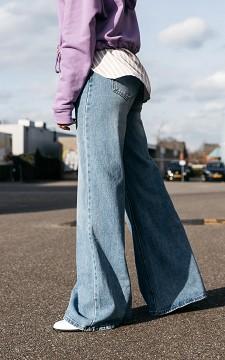 Jeans Carola - High-waist jeans