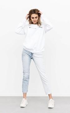 Jeans Lennard - Mom Fit Batik Jeans