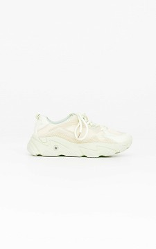 Sneaker Leon - Lace-up sneakers
