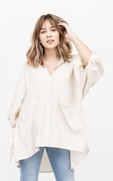 Blouse Lotte - Oversized blouse