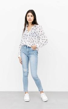 Jeans Olga - Skinny, push-up jeans