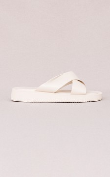 Flip Flop Romy - Slip-on sandals with crossed straps