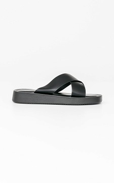 Flip Flop Romy - Slip-on sandals with crossed straps